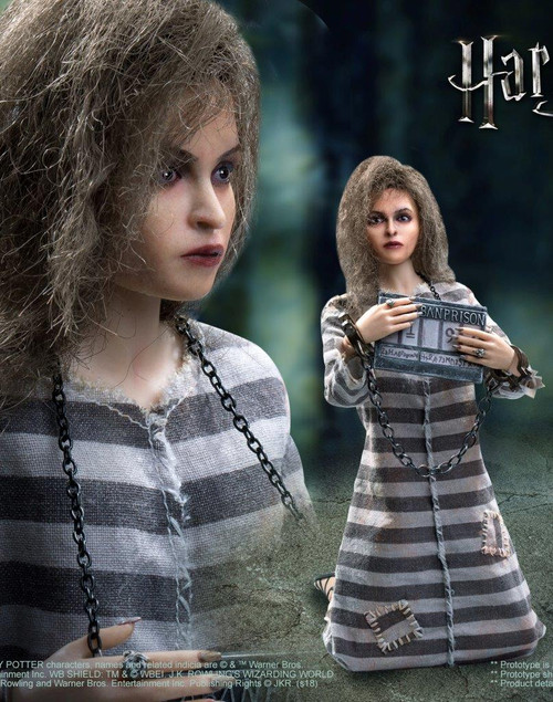[SA-0054] 1/6 Bellatrix Lastrange Prisoner version in Harry Potter and the Deathly Hallows by Star Ace