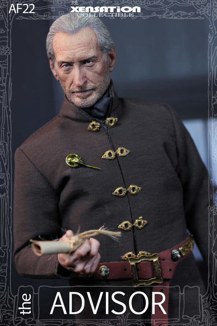 [XE-AF22] The Advisor 1:6 Collectibles Figure by Xensation