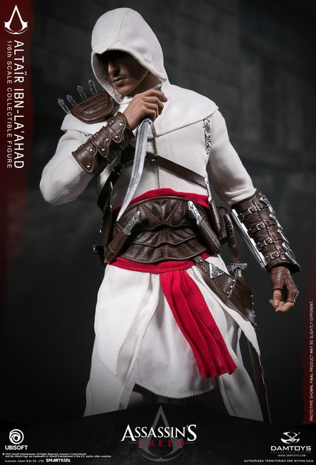 [DMS005] 1/6 Assassin's Creed Altaïr the Mentor Figure by Ubisoft Dam Toys