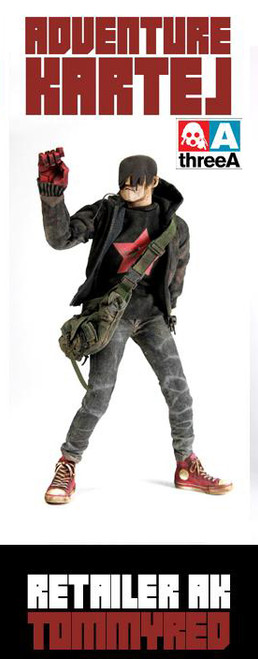 [3A-KARTEL-TOM] THREEA Adventure KARTEL Tommy