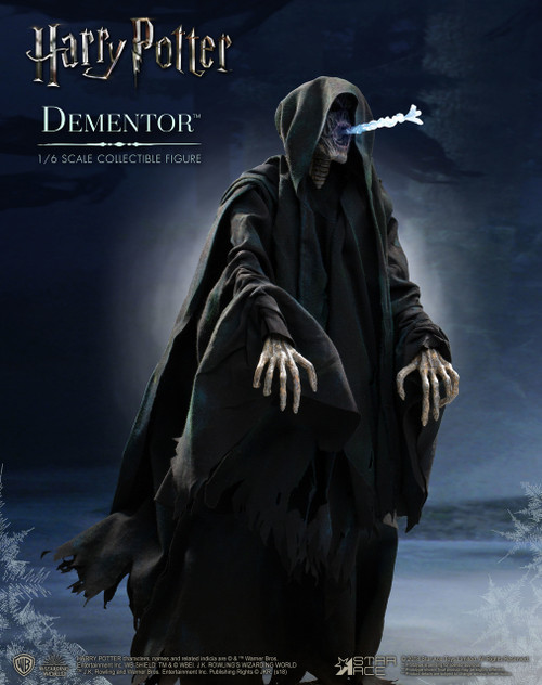 [SA-0066] 1/6 Dementor Deluxe Version (DX) Figure in Harry Potter by Star Ace