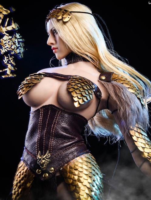 [VST-18XG32A] 1/6 Dragon Female Warrior Armor A Edition by VS Toys