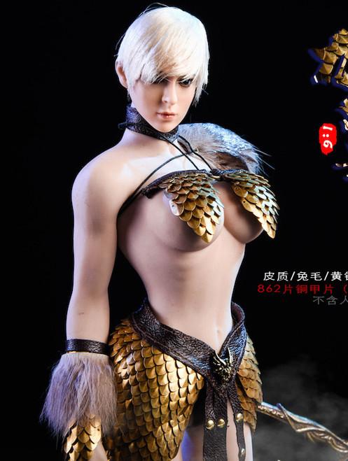 [VST-18XG32B] 1/6 Dragon Female Warrior Armor B Edition by VS Toys