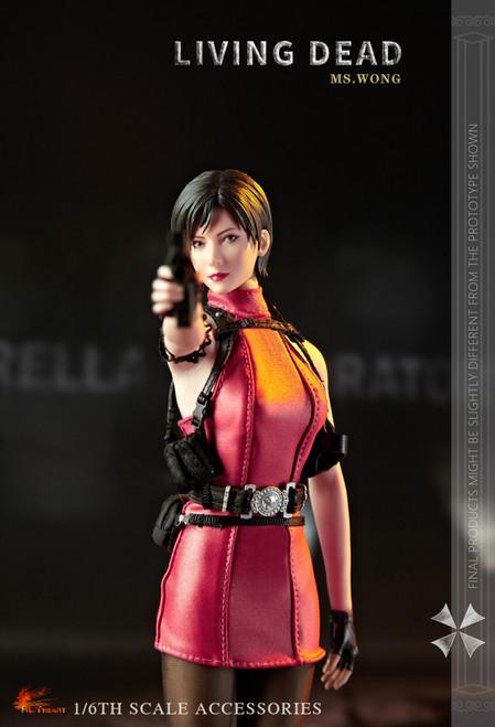 [HH-FD006A] Ms.Wong Regular Version 1/6 Figure Accessories by Hot Heart
