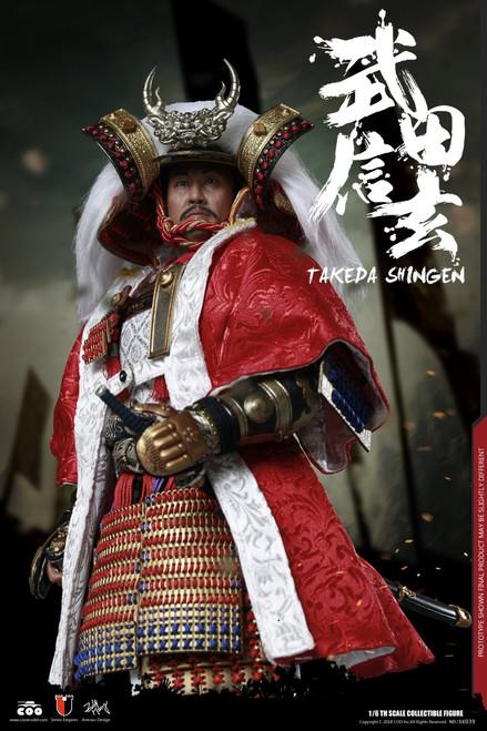 [CM-SE039] Takeda Shingen A.K.A. Tiger of Kai Standard Version 1:6 Figure by COO Model
