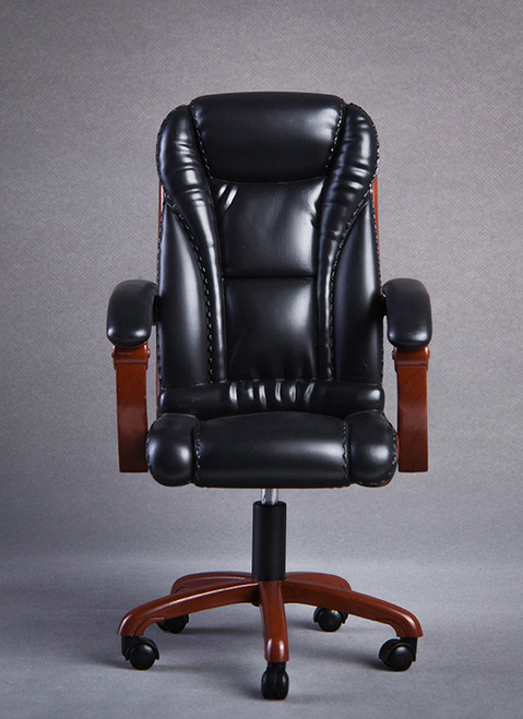 [JOA-001A] 1/6 Boss Chair in Black by Jiaou Doll