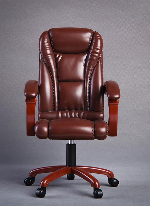 [JOA-001B] 1/6 Boss Chair in Brown by Jiaou Doll