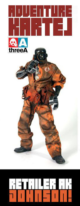 THREEA Adventure KARTEL-Johnson (3A-KARTEL-JA)