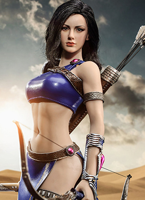 [PL2018-139] Narama, the Huntress of Men 1/6 Female Figure by TBLeague X ARH ComiX
