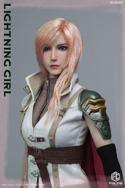 [CS-002] Lightning Girl 1/6 Figure Accessories for TBLeague S18A by FigureCoser