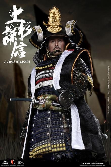 [CM-SE043] 1:6 Uesugi Kenshin, The Dragon of Echigo Standrad Version Figure by COO Model