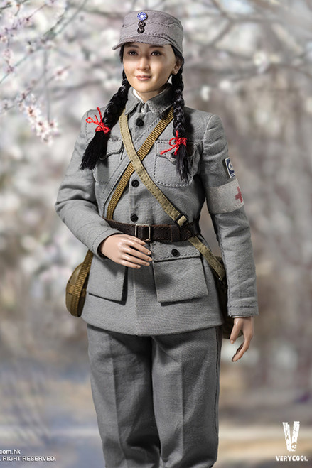 [VCF-2038A] 1/6 Chinese Eighth Route Army Medical Soldier Standard Edition by Very Cool