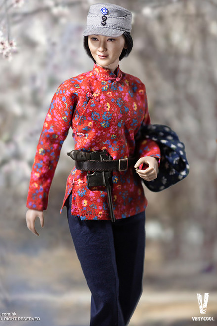 [VCF-2038B] 1/6 Chinese Eighth Route Army Medical Soldier Double-headed Collector Edition by Very Cool