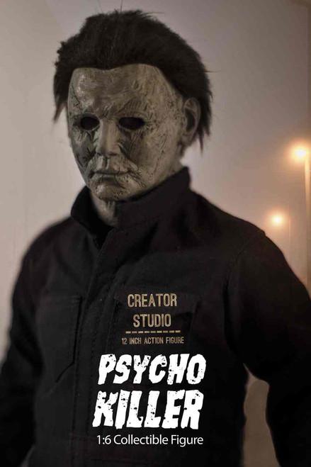[CRS-002] Psycho Killer 1:6 Boxed Figure by Creator Studio