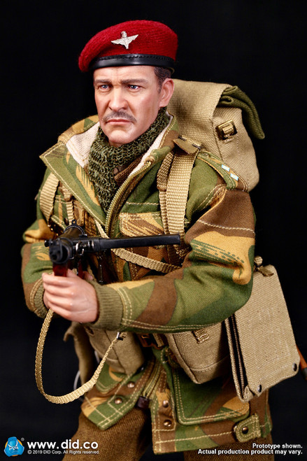 [DID-K80135] WWII British 1st Airborne Division (Red Devils) Commander Roy by DiD