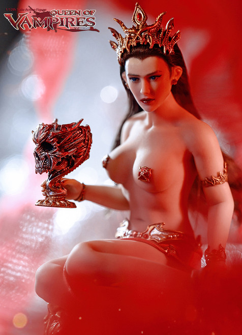 [PL2019-142] Arkhalla Queen of Vampires 1/12th Figure by TBLeague Phicen