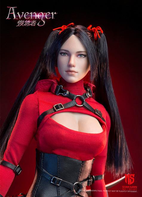[MS-005] 1/6 Avenger Female Boxed Figure by Star Man