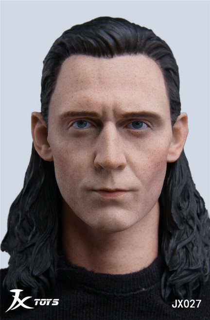 [JXT-027] 1/6 Custom Male Head by JXtoys
