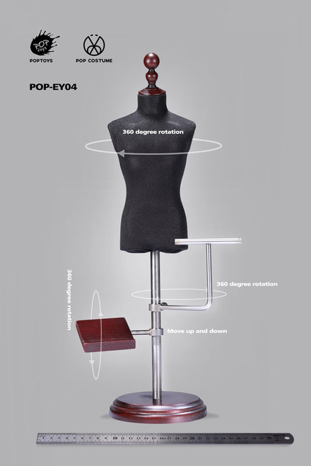 [POP-EY04] 1:6 Mannequin by POP Toys