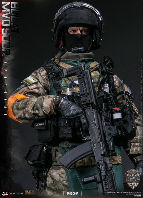 [DAM-78066] 1/6 Russian Spetsnaz MVD SOBR Bulat Moscow Action Figure by DAM Toys