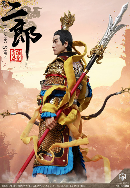 [HY-H19018] 1/6 Erlang Action Figure Exclusive Version by HaoYu Toys