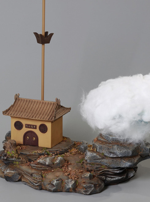 [HY-H19019] 1/6 Erlang with Temple by HaoYu Toys