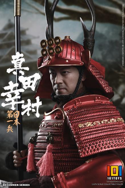 [101-KN001] The no.1 Japanese Soldier Sanada Yukimura Standard Version by 101 Toys