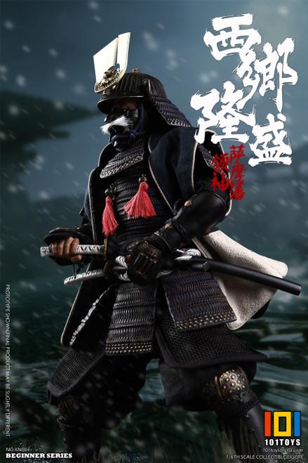 [101-KN004] 1/6 Leader of Satsuma Domain - Saigō Takamori by 101 Toys