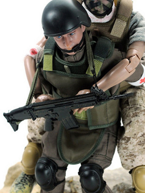 [KH-NB01D] 1/6 Special Forces Figure Corpsman by KAD Hobby