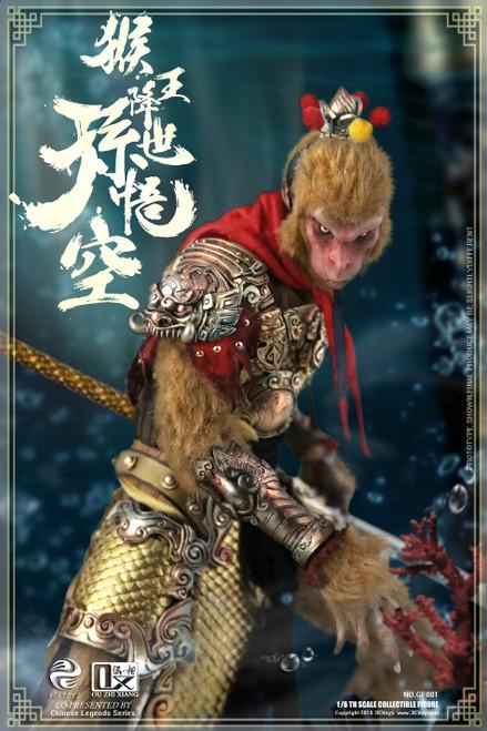 [303T-GF001] Sun Wukong Monkey King Begins 1/6 Figure by 303 Toys x OUZHIXIANG