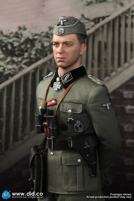 [DID-D80137] 1/6 WWII German SS Obersturmbannfuhrer Kurt Meyer Figure by DiD
