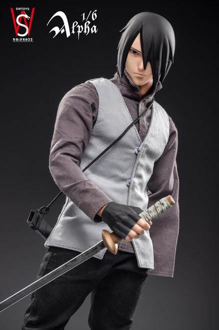 [SW-FS022] ALPHA 1:6 Boxed Figure by SWToys
