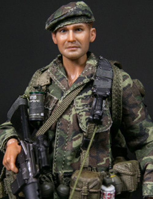 [DAM-PES009] 1/12  Marine Force Recon in Vietnam Figure by DAM Toys