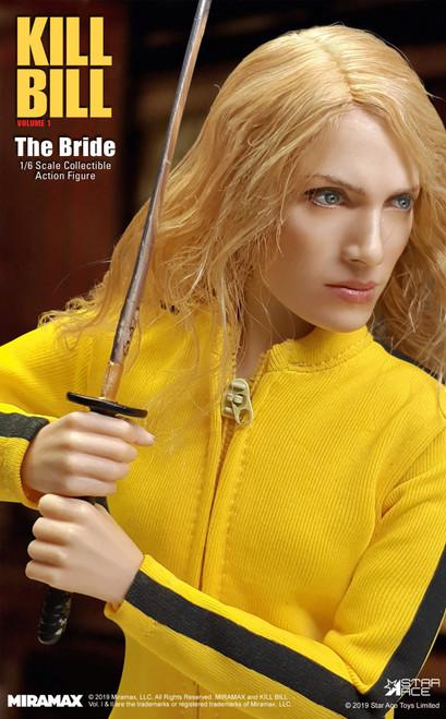 [SA-0039] Kill Bill The Bride Vol. 1  1/6 Scale Figure by Star Ace