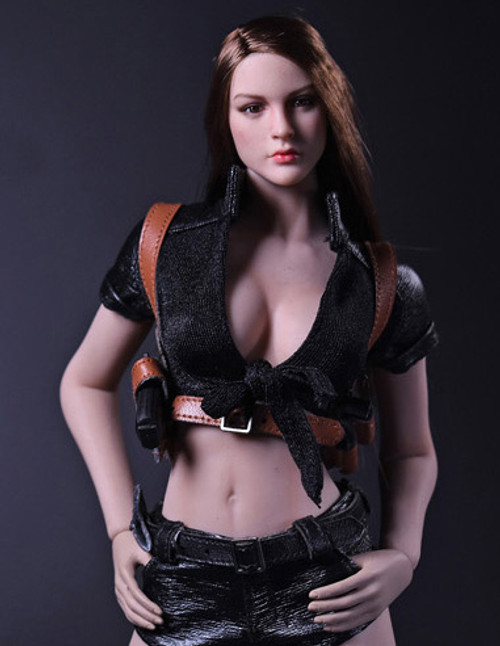 [VST-17NSS-A] 1/6 Female Assassin Clothing Set A by VS Toys