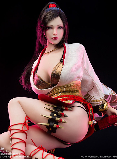 [VCF-2039] 1/6 Ancient Japanese Heroine Series Nōhime Figure by Very Cool