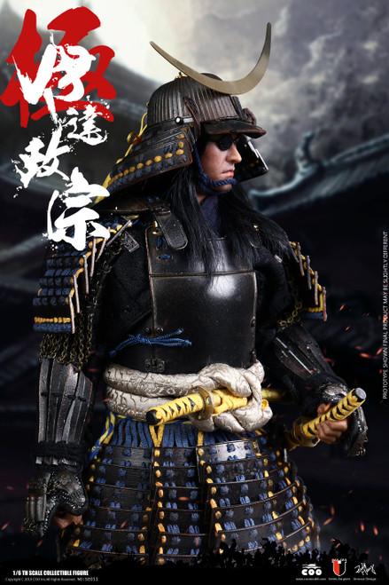 [CM-SE051] Date Masamune Masterpiece Version 1:6 Figure by COO Model
