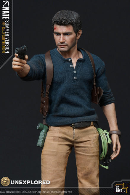 [CCT-19X01] Unexplored Nate 1/6 Action Figure by CC Toys