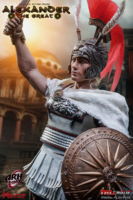 [PL2019-144] 1/6 Alexander the Great III of Macedon Ancient Greek Figure by TBLeague Phicen