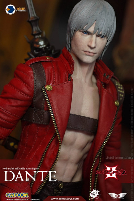 [ASM-DMC301] 1/6 Dante DMC III The Devil May Cry Series Figure by Asmus Toys