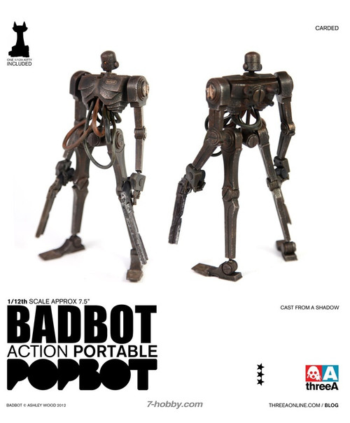 THREEA Action Portable Badbot (3A-APBADBOT)