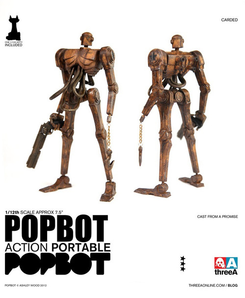 THREEA Action Portable Popbot (3A-APPOPBOT)