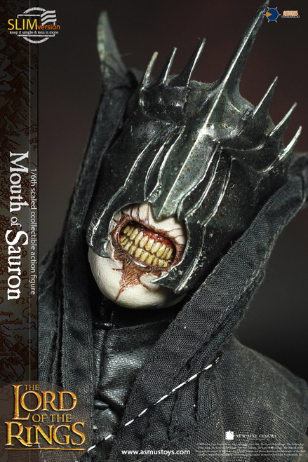 [ASM-LOTR009S] Lord of the Rings The Mouth of Sauron 1:6 Figure by Asmus Toys