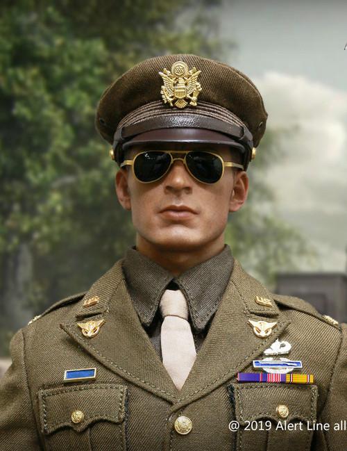 [AL-100028A] 1:6 WWII U.S. Army Officer Uniform A by Alert Line