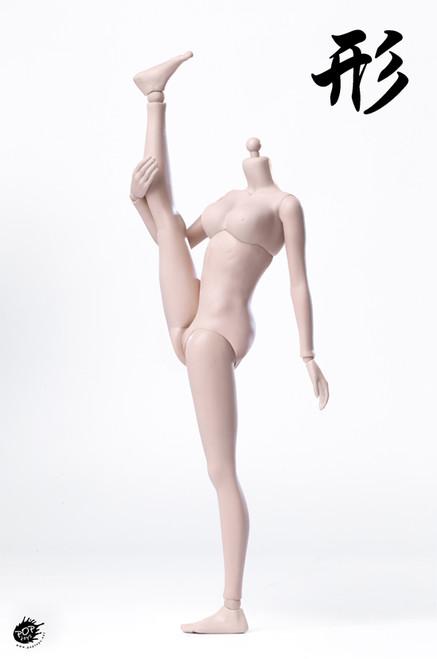 [POP-ST92005-6] 1:6 Super Flexible Female Body by POP Toys