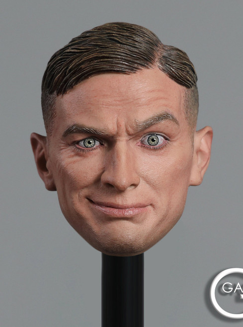 [GAC-032] 1:6 Male Head Sculpt by GACTOYS