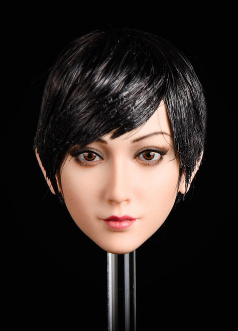 [YMT-027D] 1/6 Jasmine Action Figure Head by YM Toys
