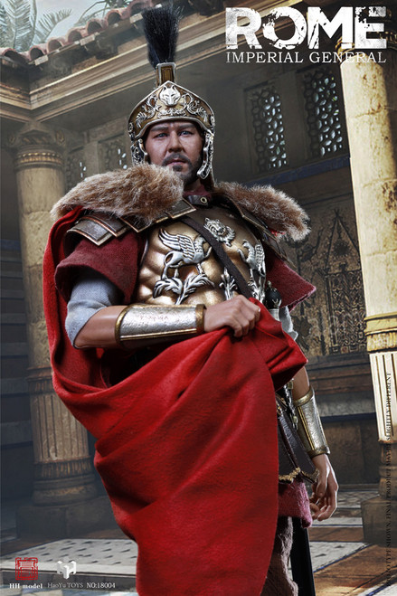 [HY-HH18004] HH model X HaoYu Toys 1:6 Imperial General Single Version Figure