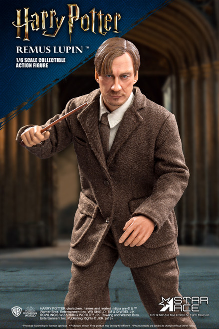 [SA-0076] 1/6 Remus Lupin Figure in Harry Potter by Star Ace