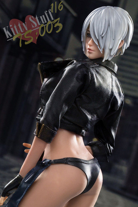 [KS-TS003] 1/6 Lady Justice Female Action Figure by Kitty Stuff